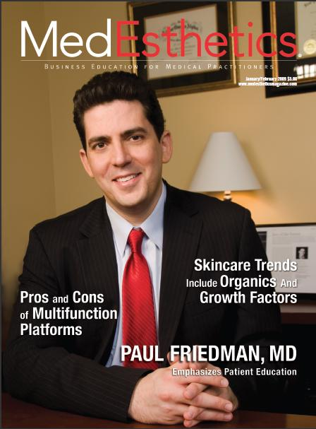 Award Winning Houston Dermatologist   Paul M  Friedman MD