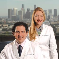 Dr. Friedman and Dr. Geddes